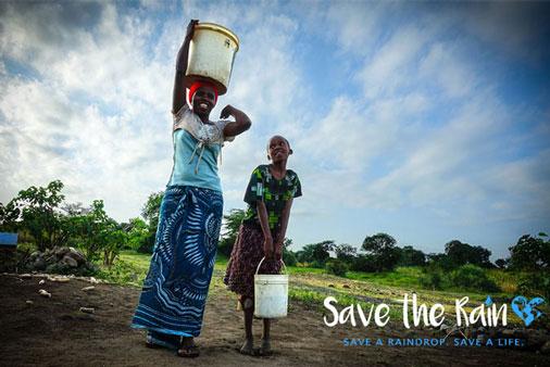save the rain charity