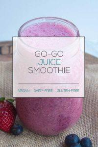 Berry Juice Smoothie