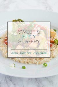 Sweet & Spicy Stir-Fry