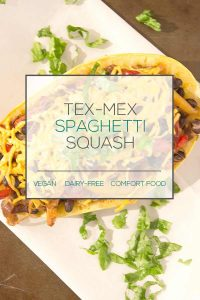 Tex-Mex Spaghetti Squash
