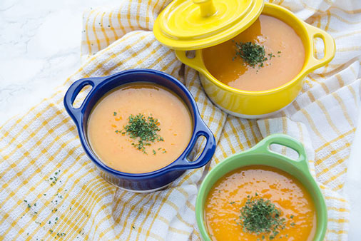 Savoury Root Vegetable Soup
