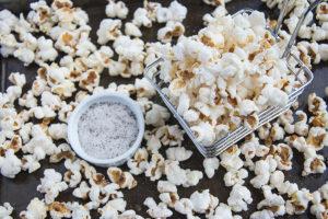 Salty & Smokey Popcorn
