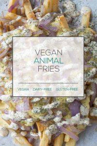 Vegan In-n-Out Fries