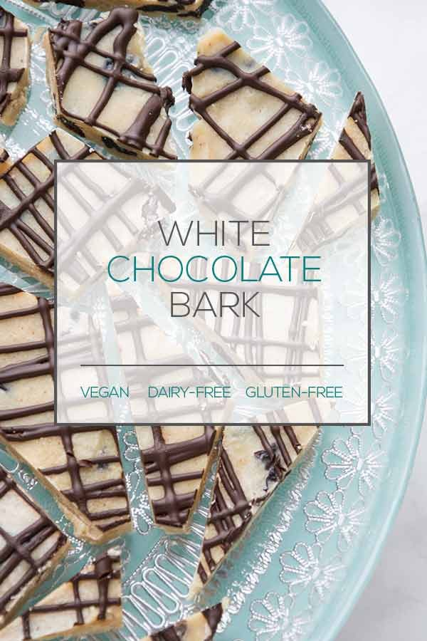 Dairy-free Chocolate Bark