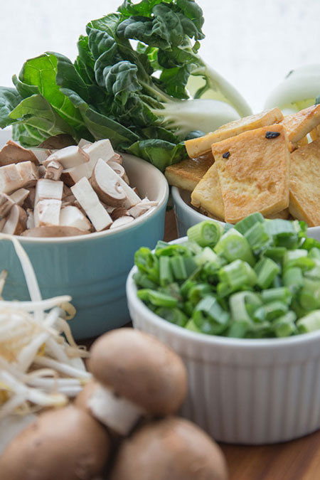 tofu soup ingredients