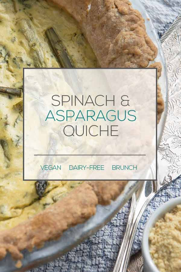 dairy-free quiche