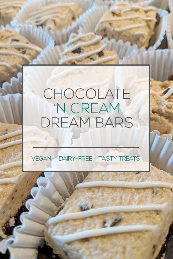 Dairy-Free Dream Bars