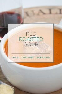 Vegan Roasted Soup