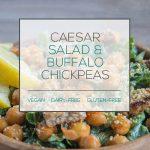 Vegetarian Caesar Salad