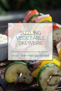 Vegan BBQ Skewers