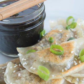 vegetable dumpling recipe