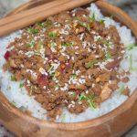 tofu korean bulgogi