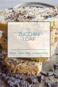 Zucchini Loaf with Chocolate Chips