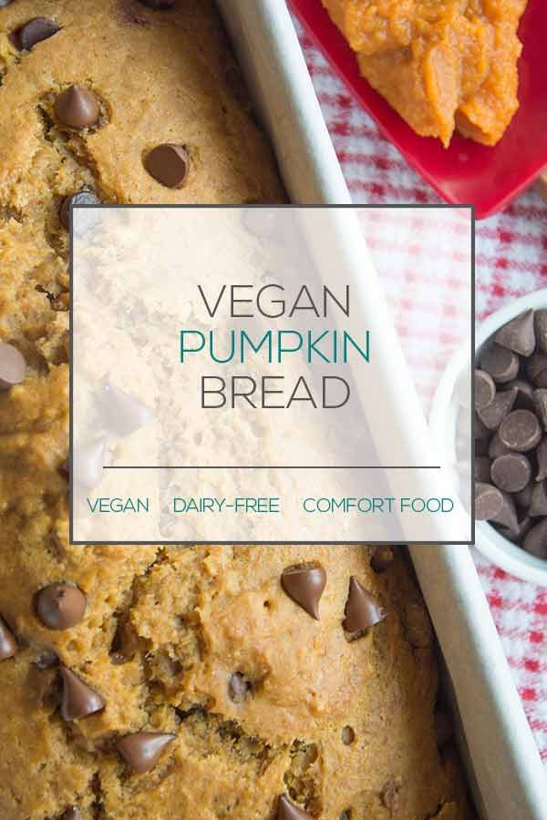 Vegan Pumpkin Loaf