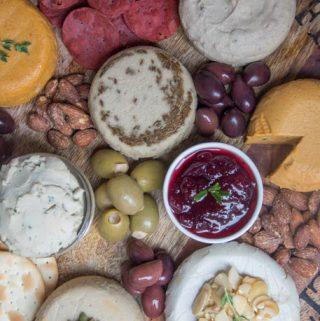vegan cheese zengarry
