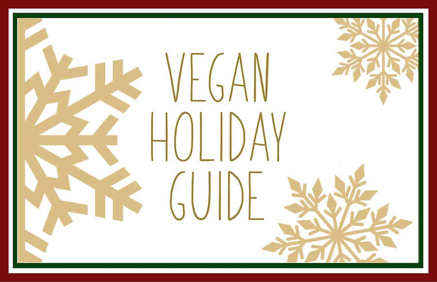 vegan christmas guide