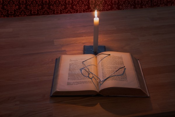 Candle book